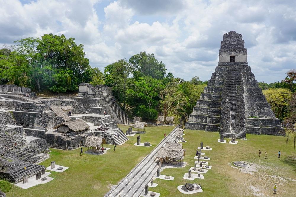 Tikal, Gvatemala